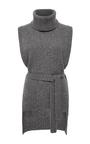 Turtleneck Poncho Sweater by ROSETTA GETTY Now Available on Moda Operandi