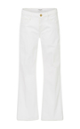 Le Cropped Mid Rise Mini Bootcut Jeans by FRAME DENIM Now Available on Moda Operandi