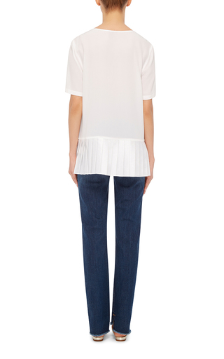 Le High Straight Leg Jeans by FRAME DENIM Now Available on Moda Operandi
