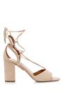 Austin Suede Heels by AQUAZZURA Now Available on Moda Operandi
