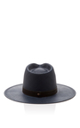Aster Tall Panama Hat by JANESSA LEONE Now Available on Moda Operandi