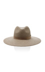 Angelica Wide Brimmed Panama by JANESSA LEONE Now Available on Moda Operandi