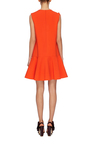 Ruffle Detail Mini Dress  by DELPOZO Now Available on Moda Operandi