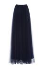 Tulle Maxi Skirt by DELPOZO Now Available on Moda Operandi