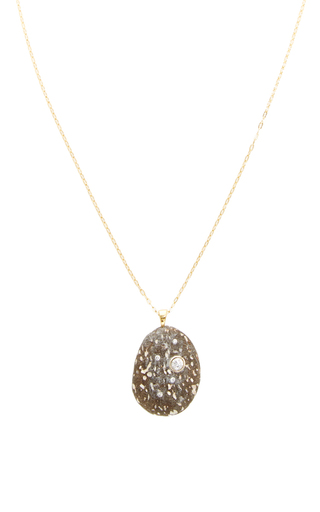 One Of A Kind Phoenix Galaxy Necklace by CVC STONES Now Available on Moda Operandi