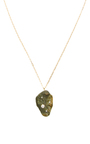 One Of A Kind Dark Matter Necklace by CVC STONES Now Available on Moda Operandi