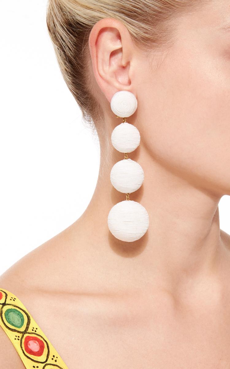 classic earrings by rebecca de ravenel moda operandi. Black Bedroom Furniture Sets. Home Design Ideas