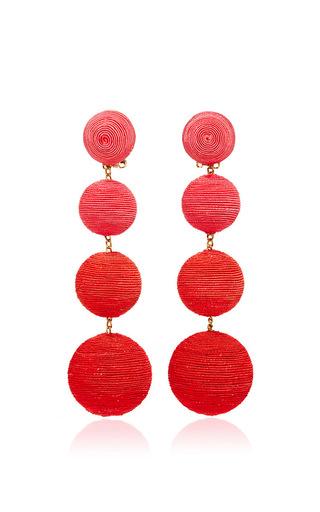 Les Bonbons Earrings by REBECCA DE RAVENEL Now Available on Moda Operandi