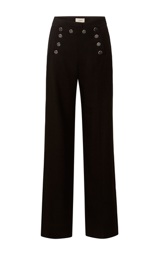 Medium temperley london black halcyon trouser