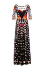 Long Sylvie Dress by TEMPERLEY LONDON Now Available on Moda Operandi