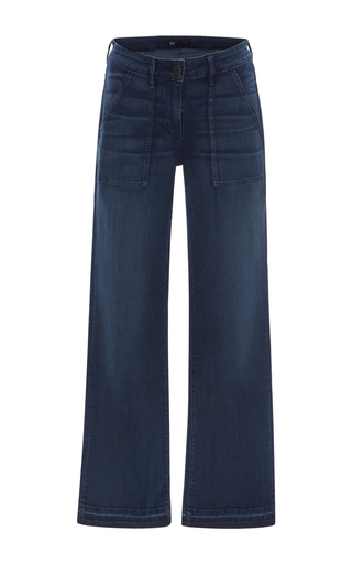 W2 Military Cropped Jeans by 3X1 Now Available on Moda Operandi