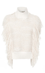 Fringed Sleeveless Top by SEA Now Available on Moda Operandi