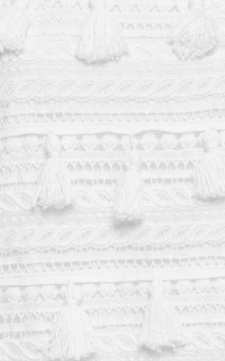 Sleeveless Tassel Top by SEA Now Available on Moda Operandi
