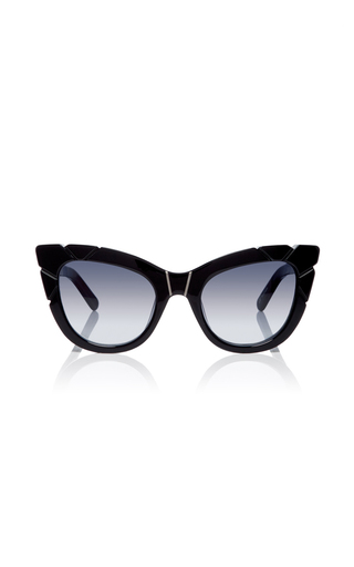 Medium pared eyewear black puss boots sunglasses