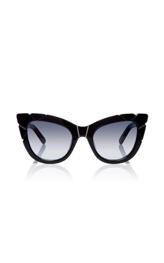 Medium pared eyewear black puss boots sunglasses