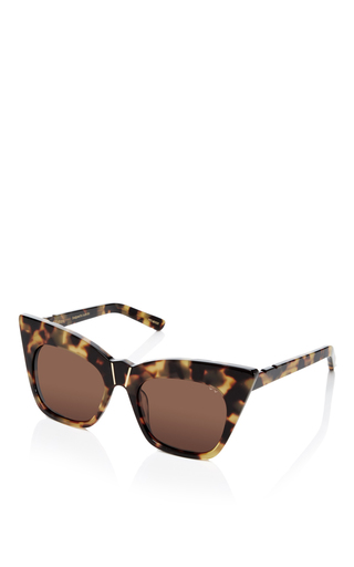 Kohl & Kaftans Cat Eye Sunglasses by PARED EYEWEAR Now Available on Moda Operandi