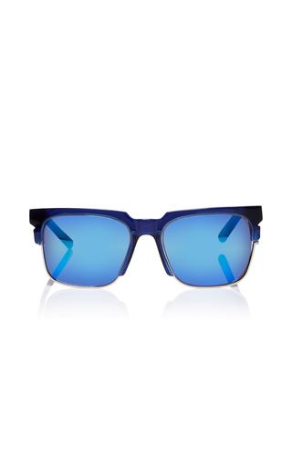 Medium pared eyewear blue day night sunglasses