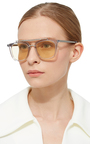 Camels & Caravans Sunglasses by PARED EYEWEAR Now Available on Moda Operandi