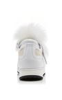Fox Fur Sneakers by PIERRE HARDY Now Available on Moda Operandi
