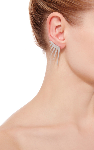 Electric Ear Wire by AZLEE Now Available on Moda Operandi