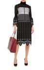 Bonded Lace Pencil Skirt by JONATHAN SIMKHAI Now Available on Moda Operandi