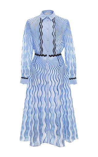 Medium mary katrantzou blue levin dress