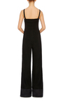 Moss Wide Legged Jumpsuit by MARY KATRANTZOU Now Available on Moda Operandi