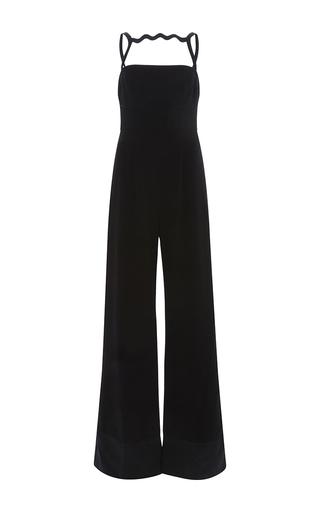 Medium mary katrantzou black moss wide legged jumpsuit