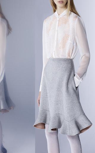 Mika Blouse by MARY KATRANTZOU Now Available on Moda Operandi