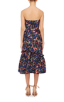 Alara Floral Dress by SALONI Now Available on Moda Operandi