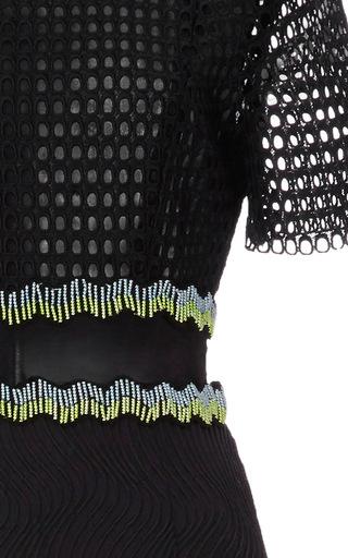 Bronzite Midi Dress by MARY KATRANTZOU Now Available on Moda Operandi