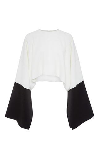 Medium solace london off white camille top