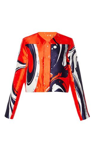 Medium solace london red andi jacket