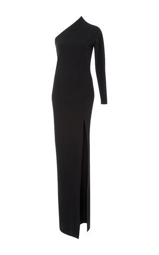 Medium solace london black nadia dress