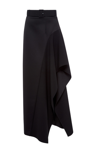 Medium solace london black kaya skirt