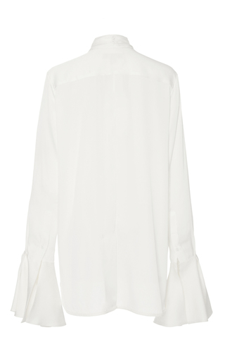 Little Me Ruffle Sleeve Blouse by ELLERY Now Available on Moda Operandi