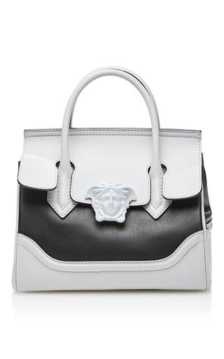 Medium versace white small bi color handbag