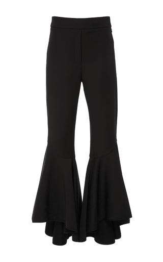 Medium ellery black black sinuous flared pant
