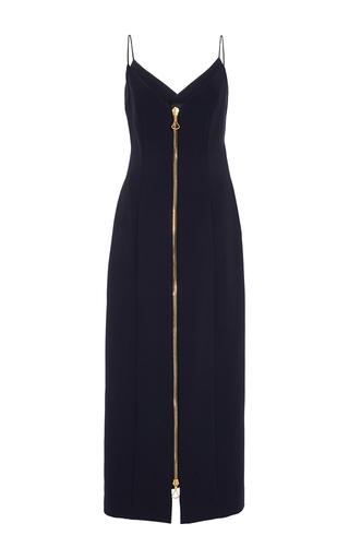 Medium ellery navy barton zip dress