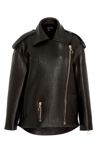 Medium ellery black hemingway biker jacket