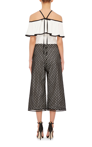 Collie Embroidered Pant by ALEXIS Now Available on Moda Operandi