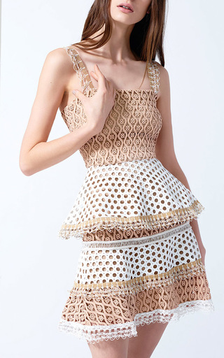 Larissa Flared Skirt by ALEXIS Now Available on Moda Operandi
