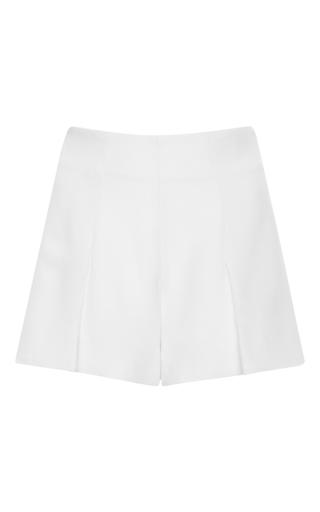 Medium alexis white karly shorts