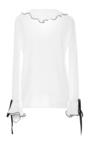 Jily Ruffled Top by ALEXIS Now Available on Moda Operandi