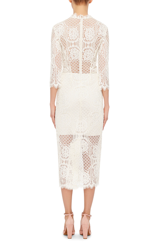 Miller Lace Dress by ALEXIS Now Available on Moda Operandi