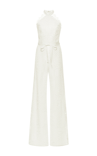 Medium alexis ivory maylina lace jumpsuit