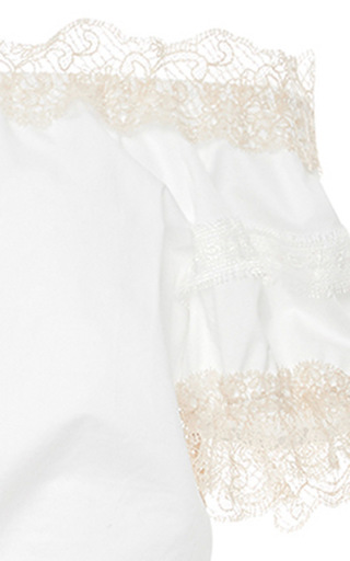 Juliette Off The Shoulder Top by ALEXIS Now Available on Moda Operandi
