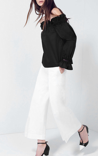 Ellen Off The Shoulder Top by ALEXIS Now Available on Moda Operandi