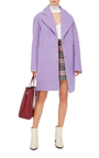 Boiled Wool Cocoon Coat by CARVEN Now Available on Moda Operandi