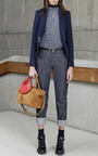 Tailored Wrap Jacket by CARVEN Now Available on Moda Operandi